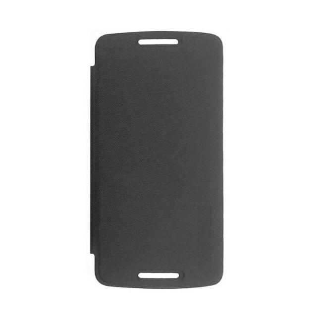 quality design a463f 659a1 Flip Cover for Motorola Moto X Play 16GB - Black
