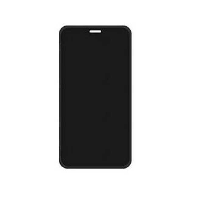 half off 1ae74 f3c93 Flip Cover for Itel Wish A41 - Black