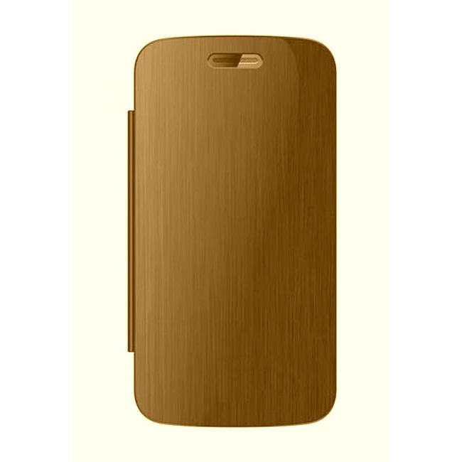 separation shoes 57d4f 97fcb Flip Cover for Karbonn K9 Smart Yuva - Coffee