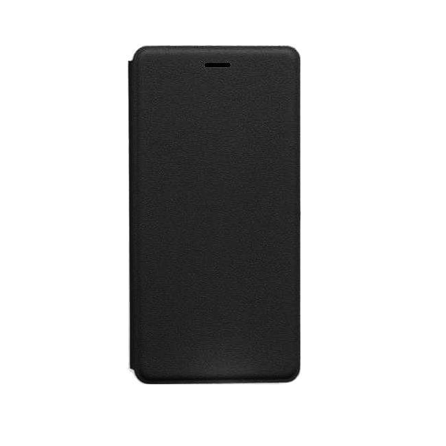 the best attitude 61ff0 3c289 Flip Cover for Micromax Evok Dual Note - Black