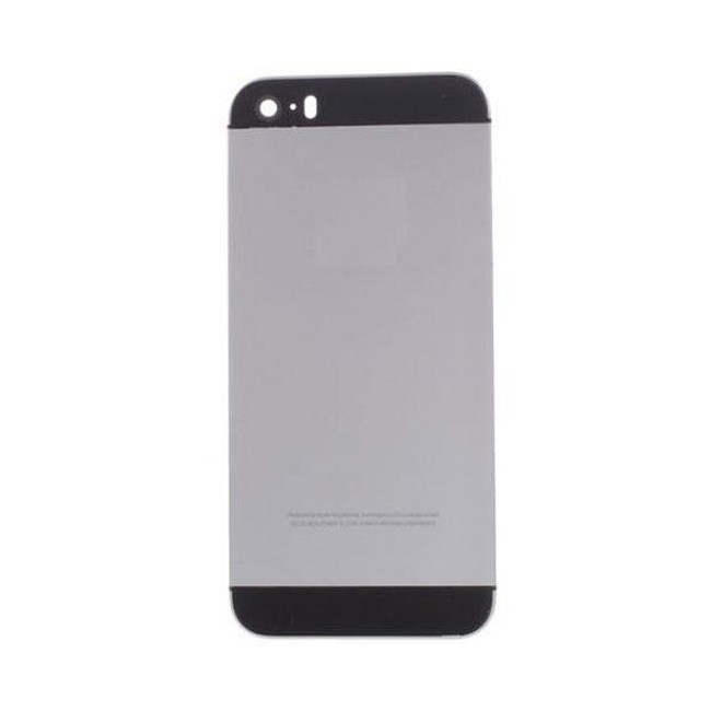 di prim'ordine 65cb0 d8623 Back Panel Cover for Apple iPhone SE 2 - Black