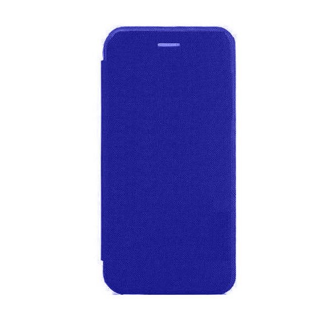 differently 3c81f 7f401 Flip Cover for Huawei Y7 Prime (2018) - Blue
