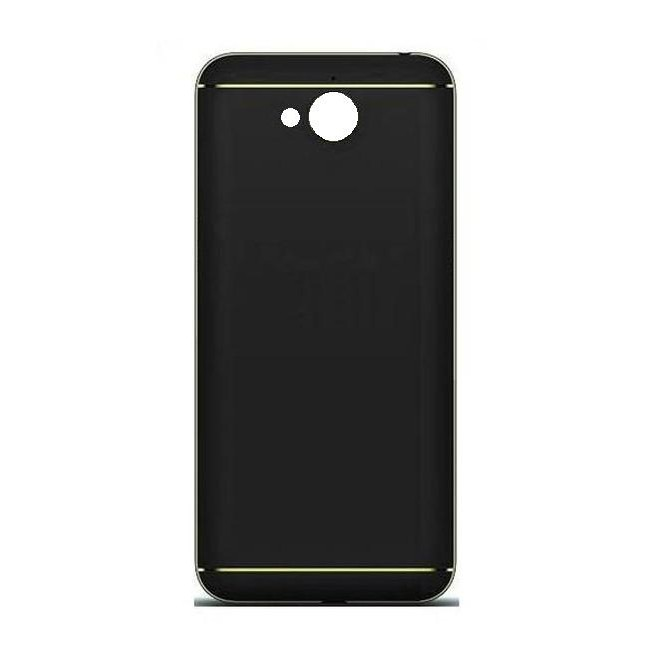 online store 946e2 c8923 Back Panel Cover for HTC Desire 10 Compact - Black