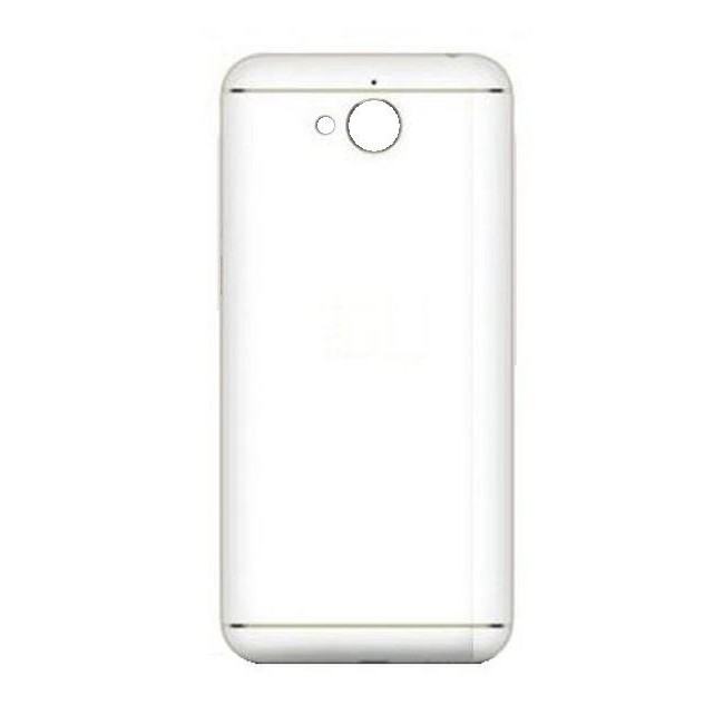 new style 2d678 8054f Back Panel Cover for HTC Desire 10 Compact - White