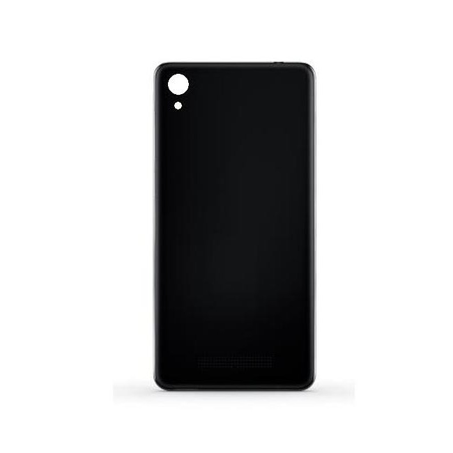 release date 61711 f6857 Back Panel Cover for Lava Z50 - Black
