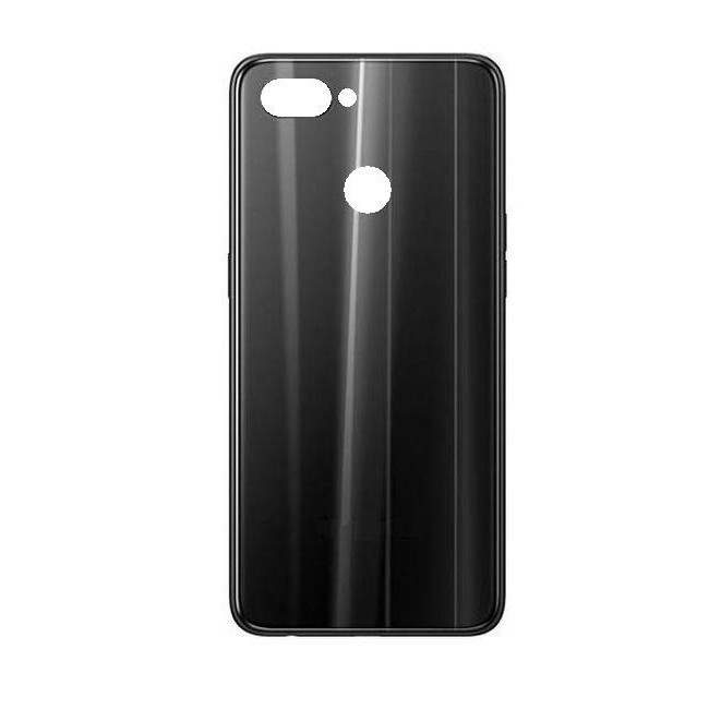 the latest c9dbf f6470 Back Panel Cover for Realme U1 - Black