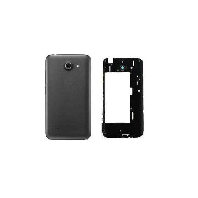 Full Body Housing for Huawei Ascend Y550 - Black