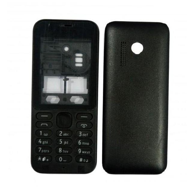Full Body Housing for Nokia 215 - Black