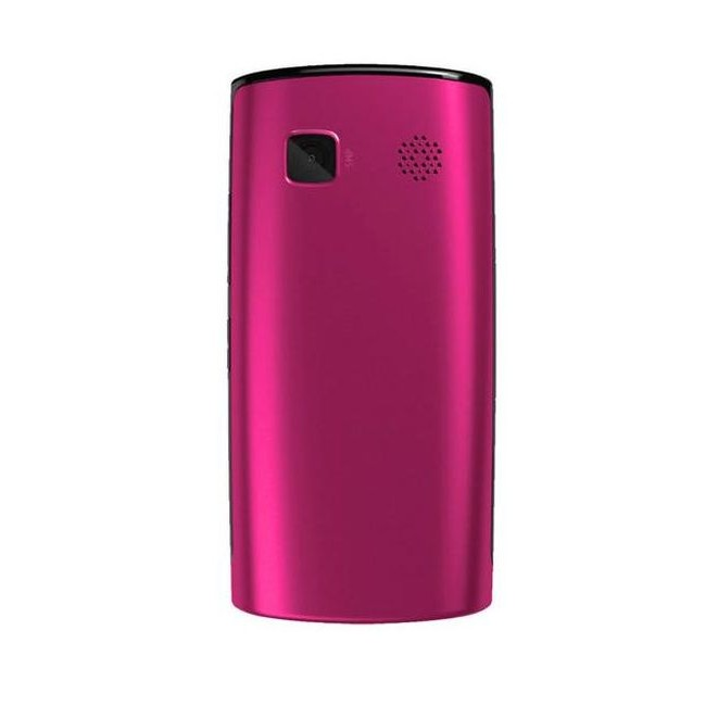 Full Body Housing for Nokia 500 Fate - Pink