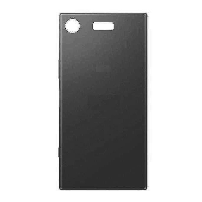 best service e1f6e cd725 Back Panel Cover for Sony Xperia XZ1 Compact - Black