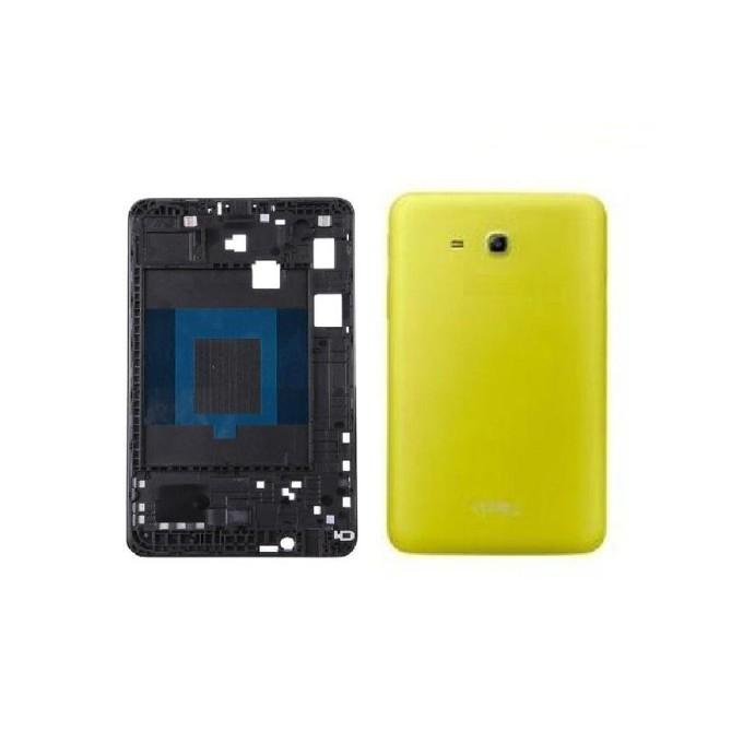 Full Body Housing for Samsung Galaxy Tab 3 Lite 7 0 VE - Yellow