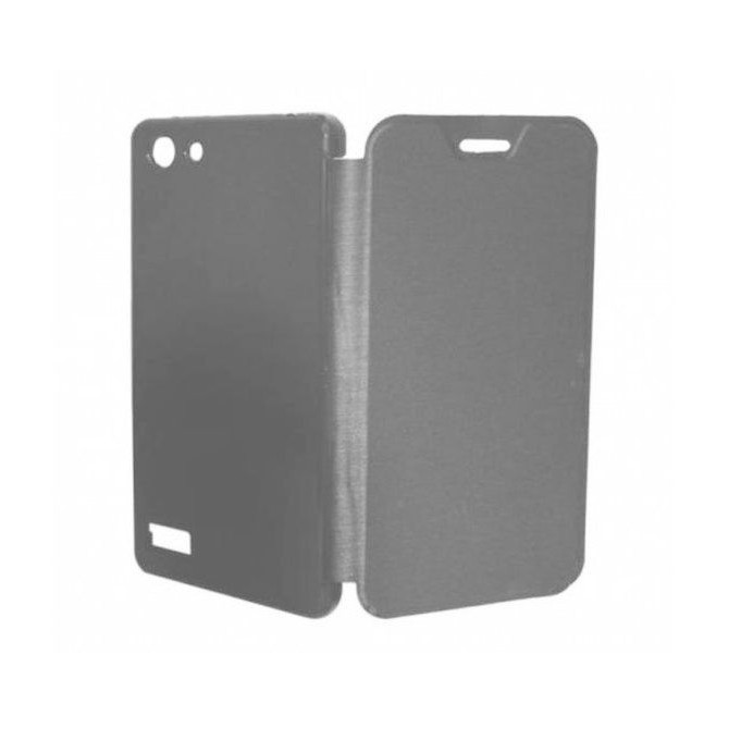 super popular 5537a 93667 Flip Cover for Oppo Neo 7 - Grey
