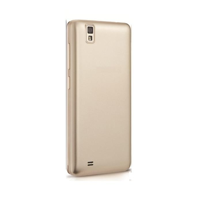 cheaper 26f19 15919 Back Panel Cover for Gionee Pioneer P2M - Gold