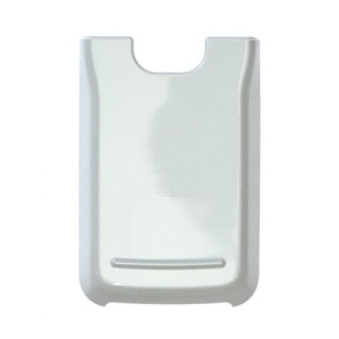 new product 2970a 53250 Back Panel Cover for Nokia 6120 classic - Silver