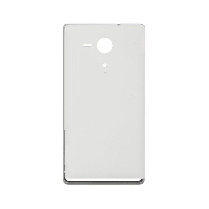 detailed look 89b70 5e824 Back Panel Cover for Sony Xperia SP - White