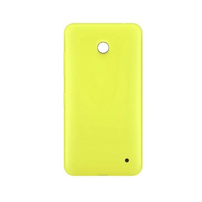 newest 5daef d1f18 Back Panel Cover for Nokia Lumia 630 Dual SIM RM-978 - Yellow