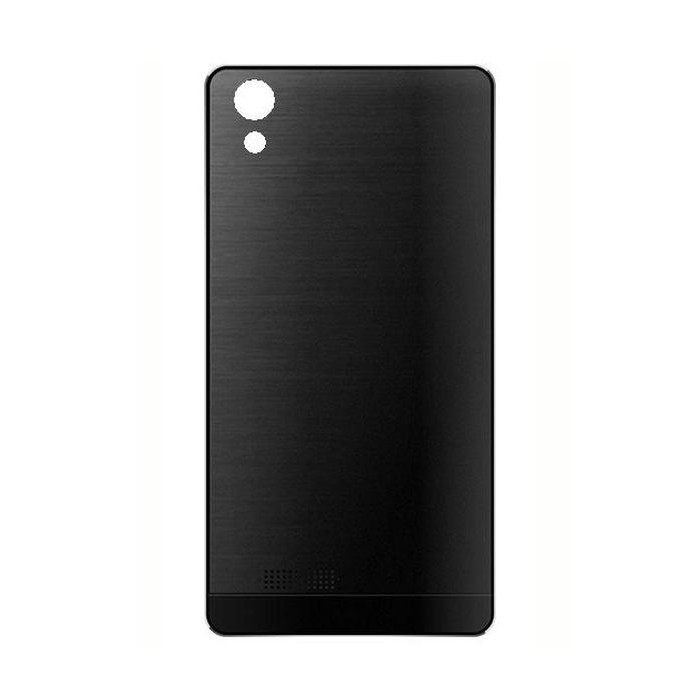 new product 6196a e0974 Back Panel Cover for Lava A52 - Black