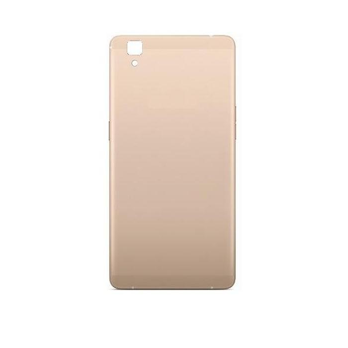wholesale dealer afcb7 67ee9 Back Panel Cover for Oppo R7s - Gold