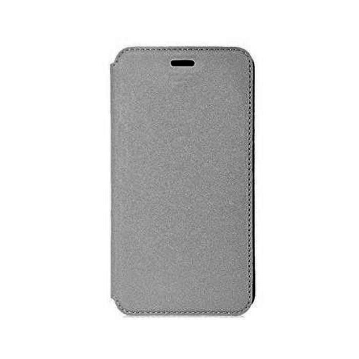new arrivals b1c11 68de3 Flip Cover for Asus Zenfone 3 Max ZC520TL - Grey