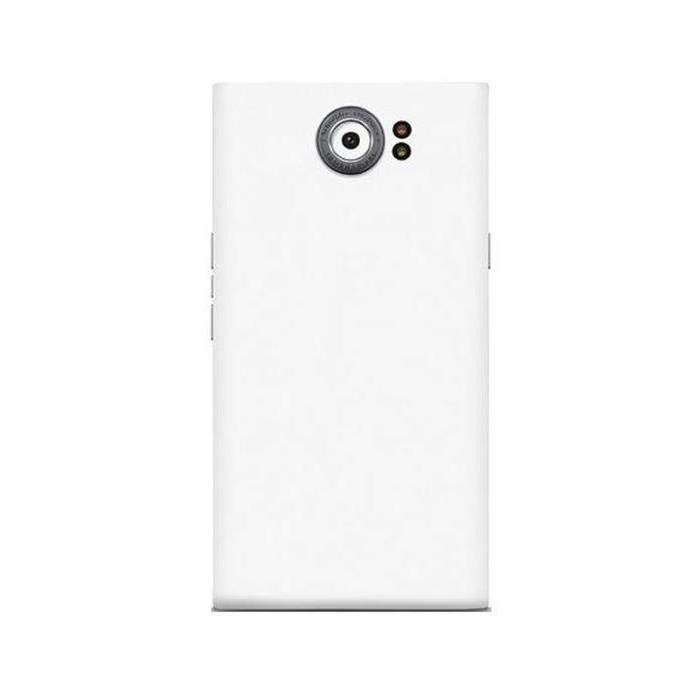 Full Body Housing for Blackberry Priv - White