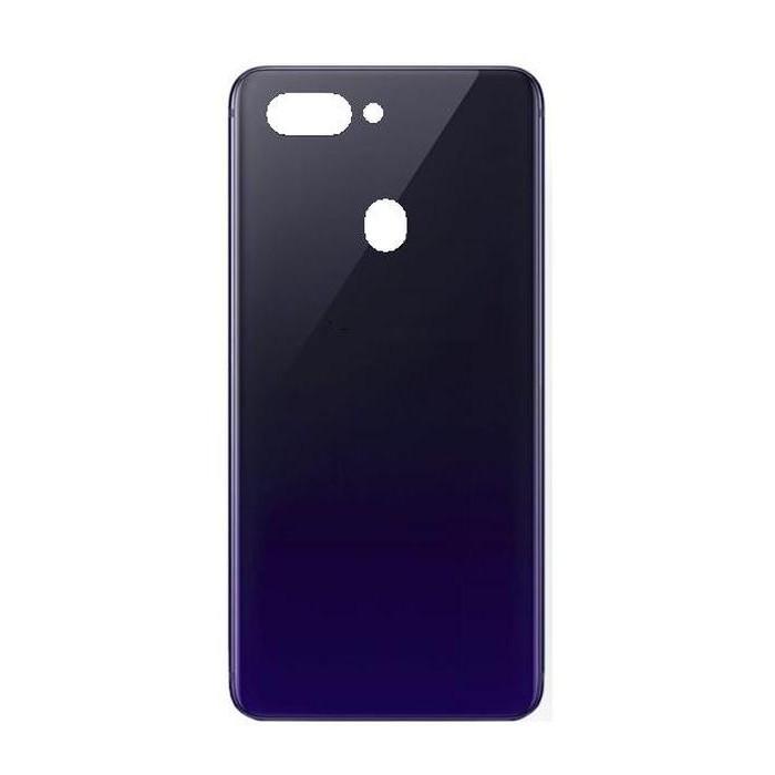 best service c3dbf e2db0 Back Panel Cover for Oppo R15 Pro - Black