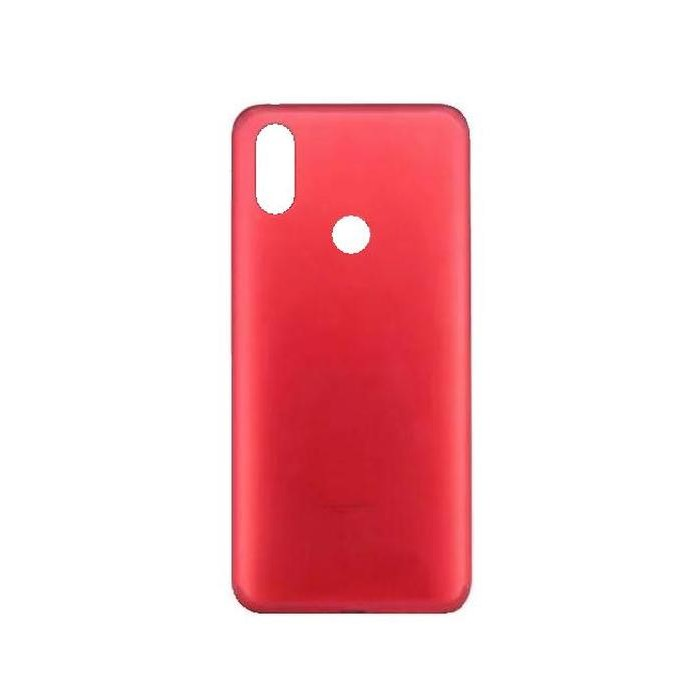 Back Panel Cover for Xiaomi Mi A2 - Red
