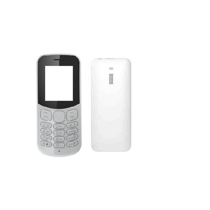 new concept 59ce8 9ee35 Full Body Housing for Nokia 130 - White