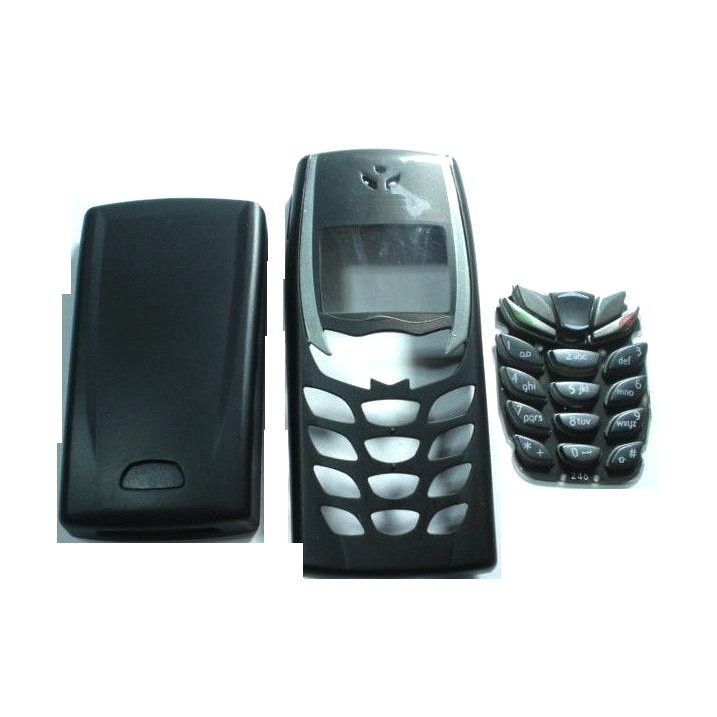 check out 12efe 11a75 Full Body Housing for Nokia 6510 - Black