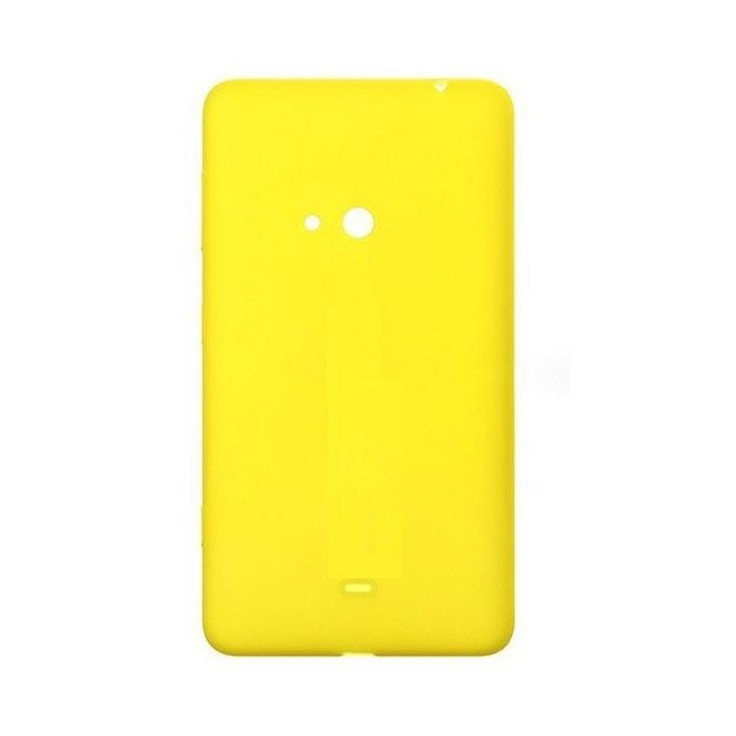 the latest 8befb 0ca76 Back Panel Cover for Nokia Lumia 625 - Yellow
