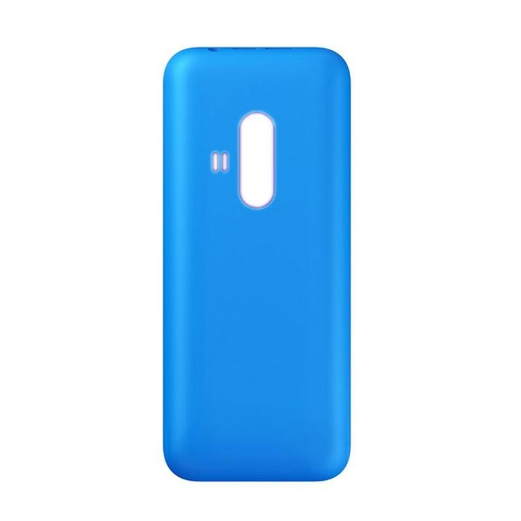 meet 2af17 85add Back Panel Cover for Nokia 220 Dual SIM RM-969 - Blue