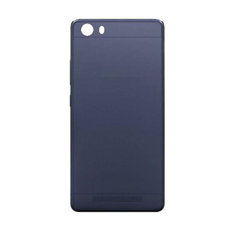 official photos 46e69 88947 Back Panel Cover for Gionee M5 Lite CDMA - Grey