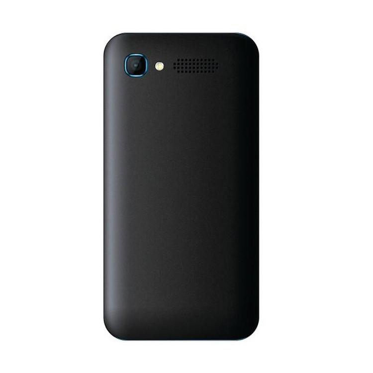 purchase cheap 0038f 0d2e2 Back Panel Cover for Intex Aqua Y2 Pro - Black