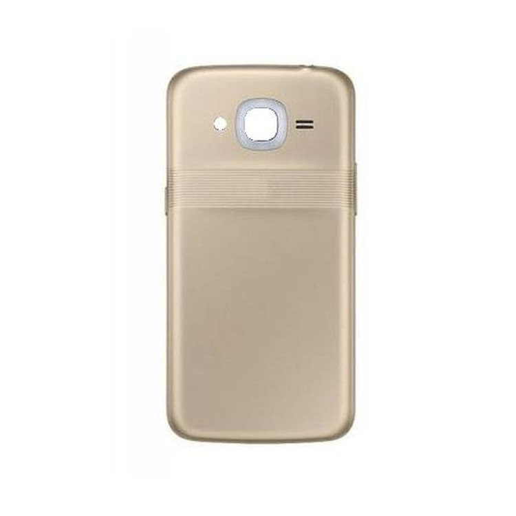 new style 9db85 48131 Back Panel Cover for Samsung Galaxy J2 Pro - Gold