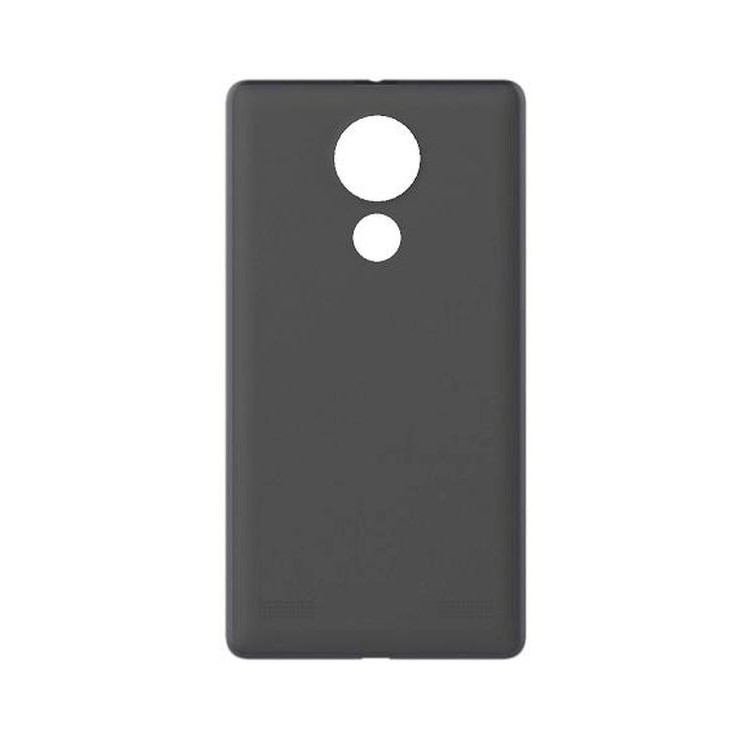 best authentic 95997 5c572 Back Panel Cover for Yu Yureka Note - Black