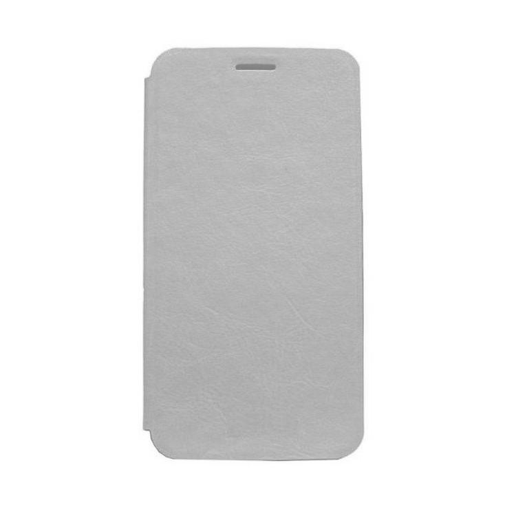 fd2674e29 Flip Cover for Asus Zenfone 2 ZE551ML - Silver by Maxbhi.com
