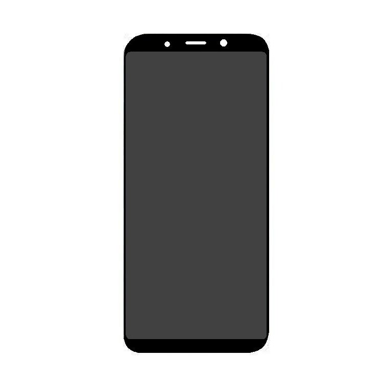 new style 08790 f3ab9 LCD with Touch Screen for Samsung Galaxy A5 2018 - Black (display glass  combo folder)