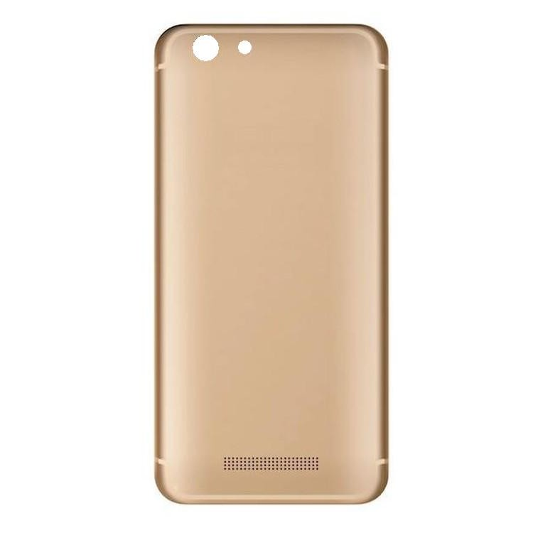 buy online bebd9 768ae Back Panel Cover for iVooMi Me3 - Gold
