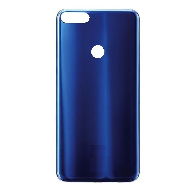 Back Panel Cover for Huawei Y7 Prime (2018) - Blue