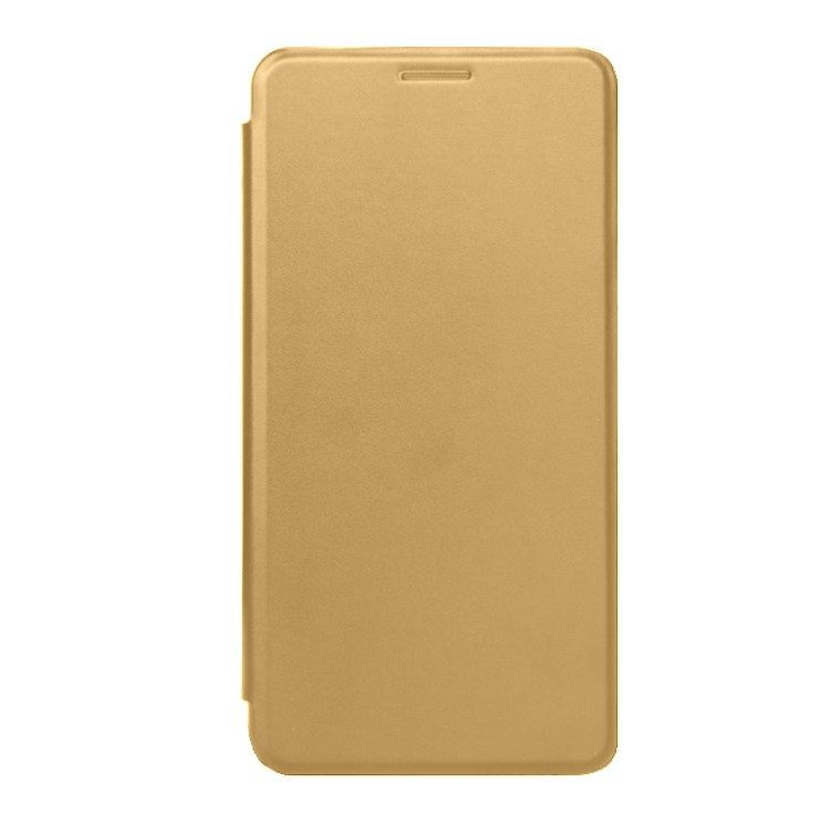 watch fb55e f0818 Flip Cover for Micromax Canvas Unite 4 Pro - Gold