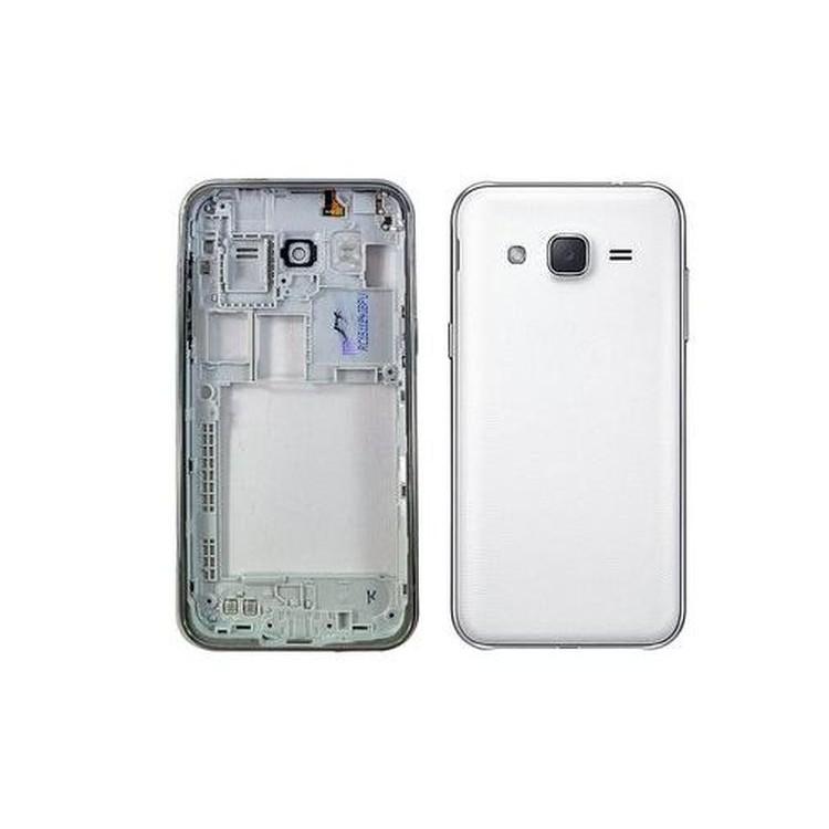 Full Body Housing For Samsung Galaxy J2 Prime White - Maxbhi Com ...