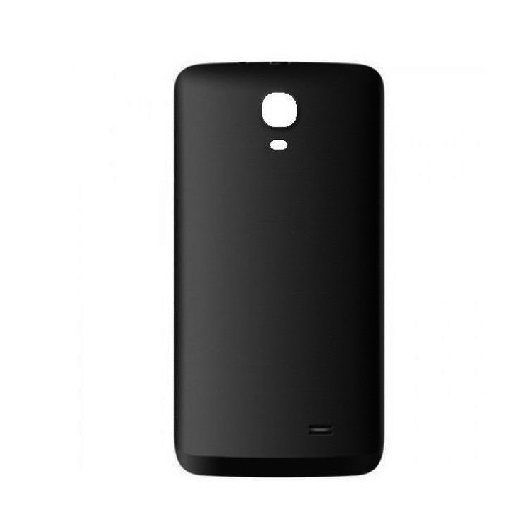 the best attitude daf54 3d2b8 Back Panel Cover for Micromax Bolt Q383 - Black