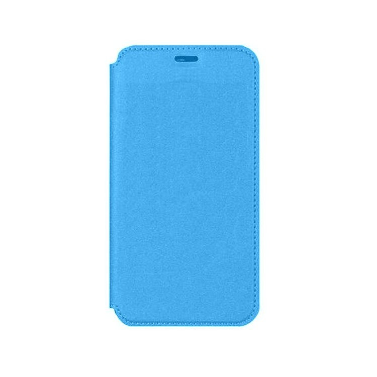 timeless design 9d4aa 929e8 Flip Cover for Samsung I9192 Galaxy S4 mini with dual SIM - Blue by ...