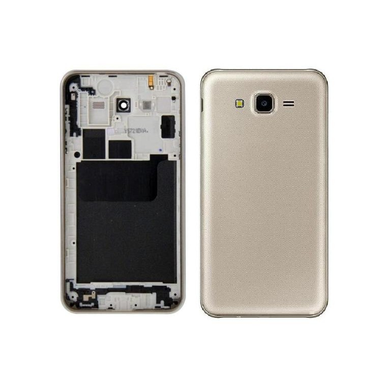 official photos a9998 e40a7 Full Body Housing for Samsung Galaxy J7 Nxt - Gold