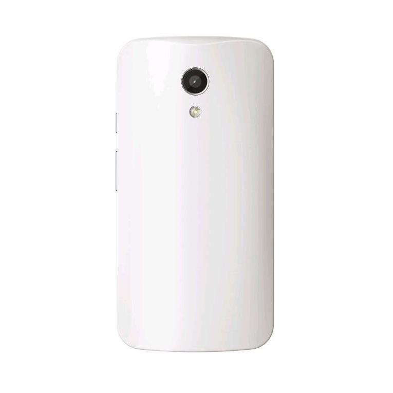 premium selection 59304 9bff2 Back Panel Cover for Motorola Moto G 4G - 2nd gen - White