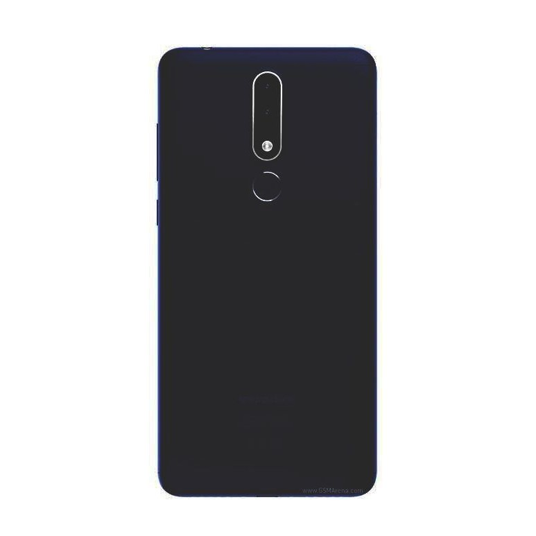 new style 89e34 f0856 Full Body Housing for Nokia 3.1 Plus - Black