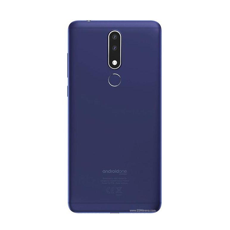 official photos d266a 03b40 Full Body Housing for Nokia 3.1 Plus - Blue