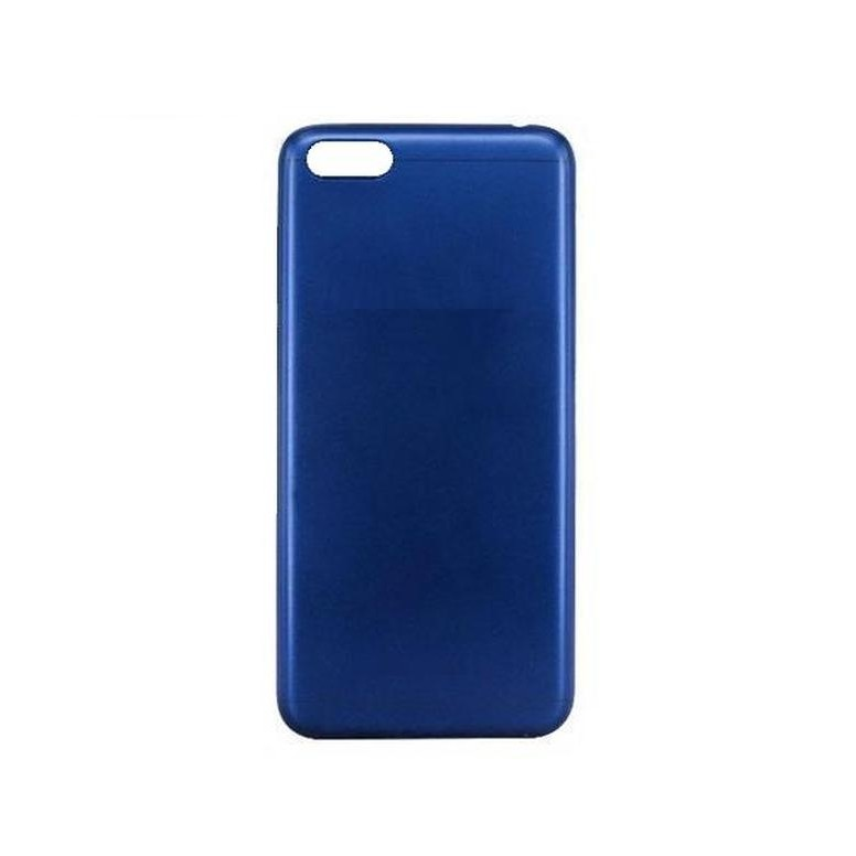 quality design c46ea d9460 Back Panel Cover for Huawei Honor 7s - Blue