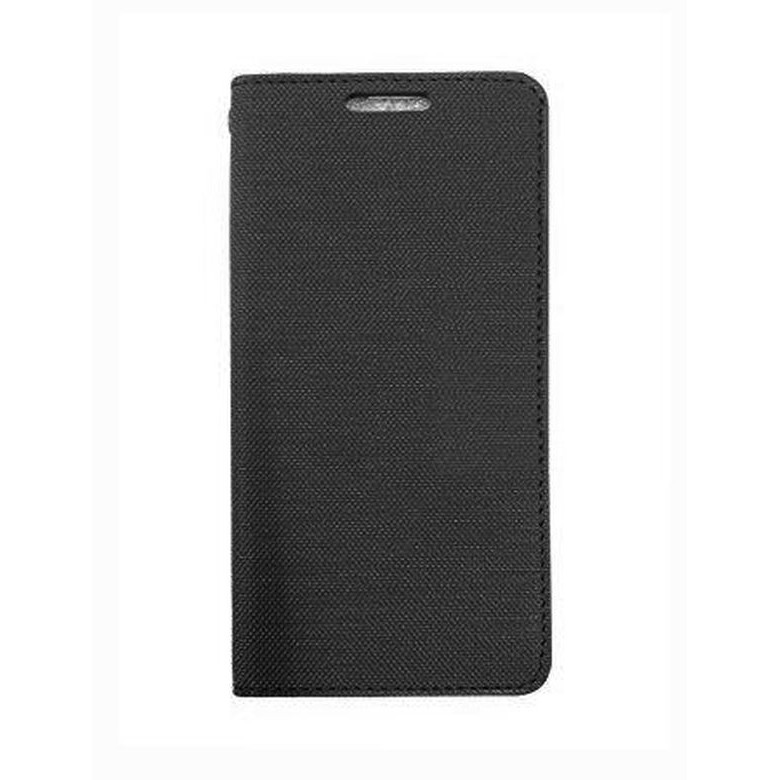 Flip Cover For Lenovo A6600 Plus Black By