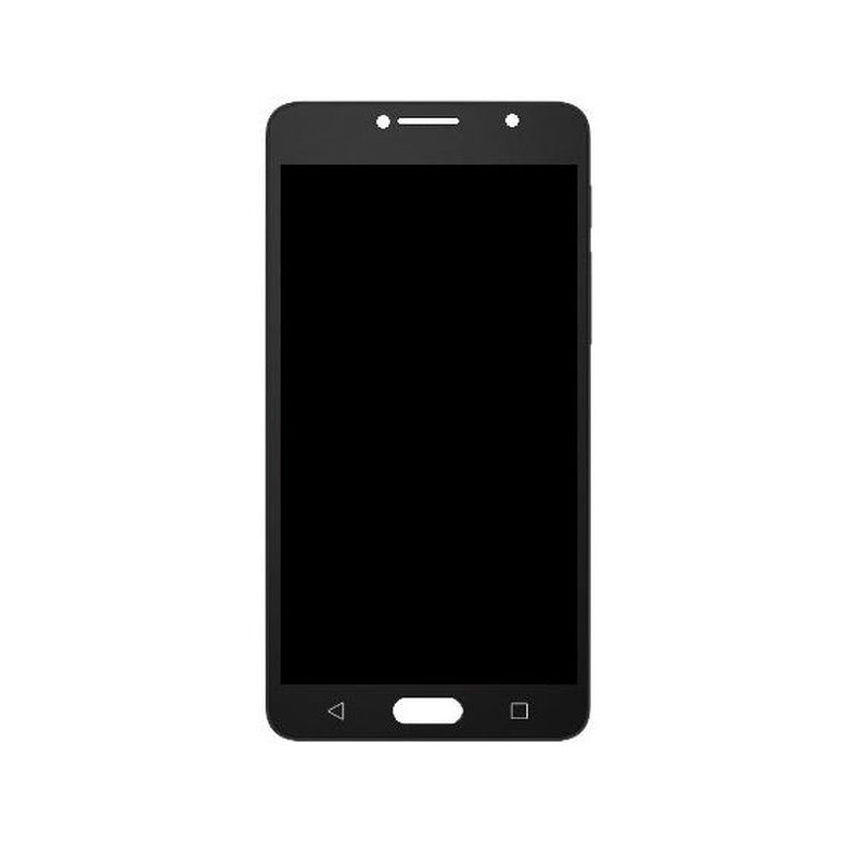 LCD with Touch Screen for TCL 562 - Gold (display glass combo folder)