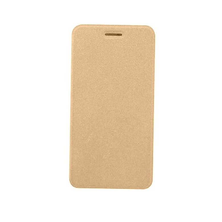 finest selection 1c8d9 c76d7 Flip Cover for Oppo R9S Plus - Gold